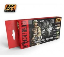 Ak interactive - Coffret  German Uniforms M-44