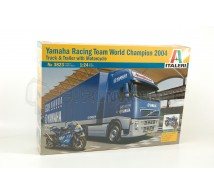 Italeri - Yamaha Racing Team Truck