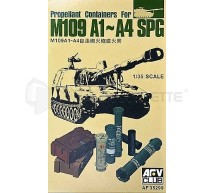 Afv club - M109 SPG Containers for munition