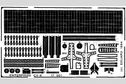 Eduard - USS Enterprise
