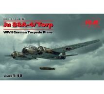 Icm - Ju-88 A-4 Trop & torpedo