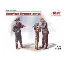 Icm - Pompiers US 1910 1/24