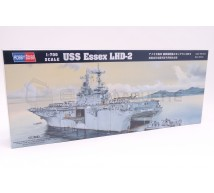 Hobby Boss - USS Essex LHD-2 1/700