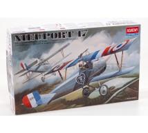 Academy - Nieuport 17  WWI (12110)