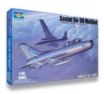 Trumpeter - Su-9U Maiden