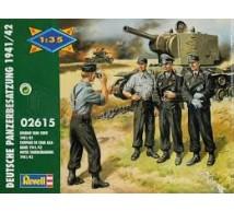 Revell - German Tank Crew 41-42