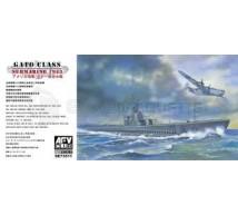 Afv Club - USS Gato 1943