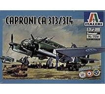 Italeri - Caproni Ca 313/314 & french decals