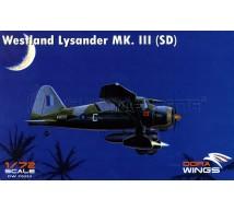 Dora wins - Westland Lysander Mk III SD