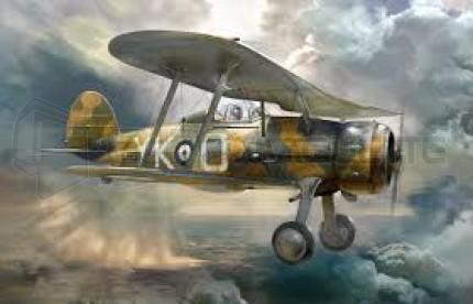 Icm - Gloster Gladiator Mk I