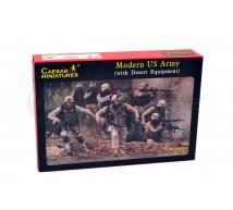 Caesar miniatures - Soldats US Irak