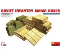 Miniart - Soviet AMMO Boxes