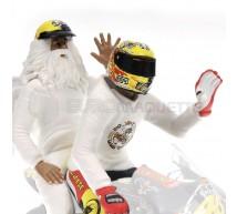 Minichamps - Rossi &Angel 1999GP