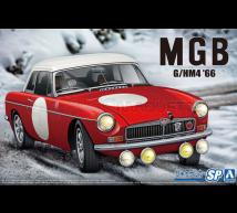 Aoshima - MGB Club 1966 Rally version