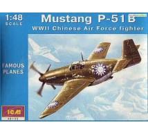 Icm - P-51B Chinois