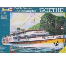 Revell - Paddle steamer Goethe 1/160