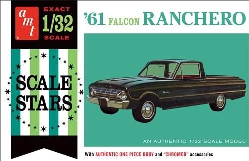 Amt - Falcon 61 Ranchero Pickup