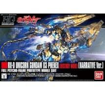 Bandai - HG Unicorn Gundam 03 Phenex (0229965)