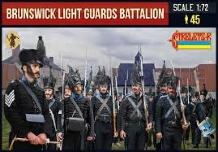 Strelets - Brunswick light Guards bataillon