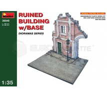 Miniart - Ruine & base