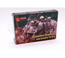 Mars - Burgondian Knights & Archers