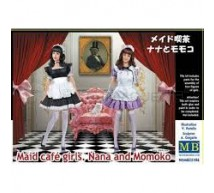 Master box - Maid café girls