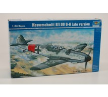 Trumpeter - Bf 109 G-6 late version