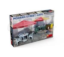 Miniart - Modern street café