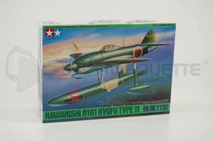 Tamiya - N1K1 Kyofu Type 11 Rex