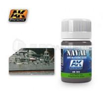 Ak interactive - Grey wash for Kreigsmarine ships