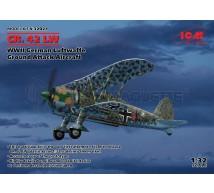 Icm - Fiat CR 42 Luftwaffe