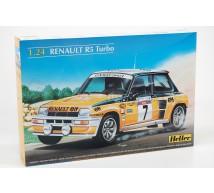Heller - Renault R5 Turbo Rallye