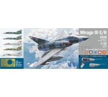 Italeri - Mirage III E/R/O/ZR/EE