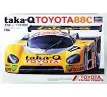 Hasegawa - Toyota Taka-Q 88C