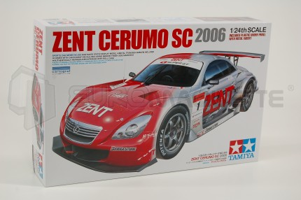 Tamiya - Lexus SC2006 Zent