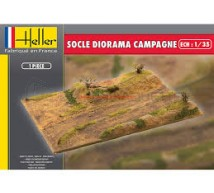Heller - Socle diorama campagne