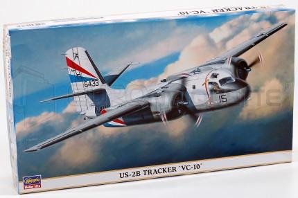 Hasegawa - U.S 2-B Tracker VC-10