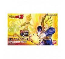 Bandai - DBZ Super Saiyan Vegeta (0217616)