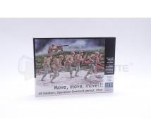 Master box - US infantry D Day 1944