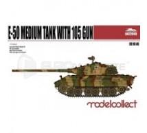 Model collect - E-50 & 105mm gun