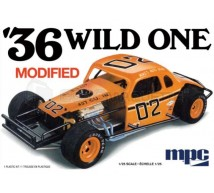Mpc - 36 Wild One modified