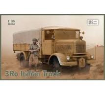 Ibg - Italian 3Ro truck WWII