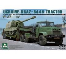 Takom - Coffret KRAZ-260V & T-55 AMV