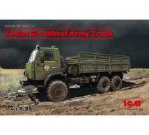 Icm - Camion 6x6 Russe