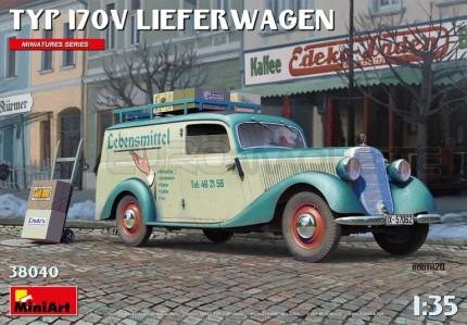 Miniart - Typ 170V Lieferwagen