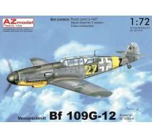 Az model - Bf-109G-12
