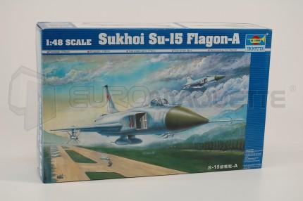 Trumpeter - Su-15 flagon A