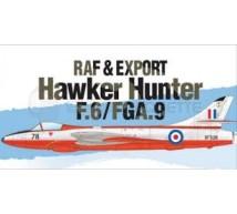 Academy - Hawker Hunter F6/FGA 9 RAF & Export