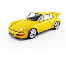 Solido - Porsche 911 3,8 RS 1990 Jaune