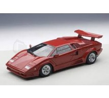 Auto Art - Lamborghini Countach 25th Anniv (Red)